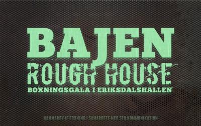 Bajen Rough House på Bajen-kvällen
