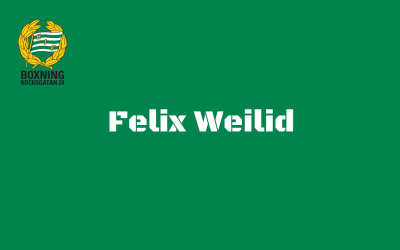 Intervju med Felix Weilid