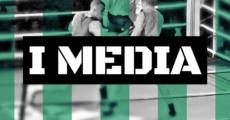 Grönvit boxningskamp i Eriksdalshallen när Hammarby möter Panathinaikos