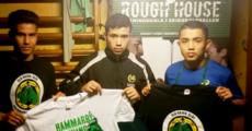 Hammarby Boxning och Bajen Rough House är med i kampen mot mobbning