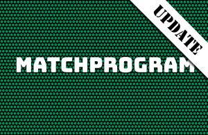 Uppdaterat matchprogram