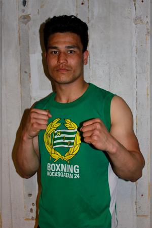 Ali Amanullah Yousufi 69kg