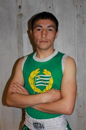 Ibrahim Bakhtiari 64kg