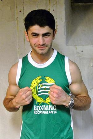Vame Vladimer Terashvili 69kg