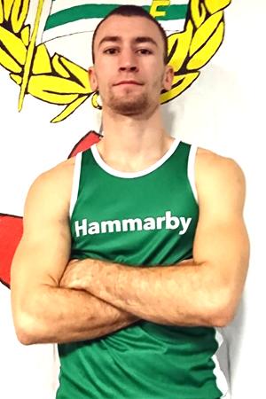 Giannis Koutsobos 60 kg