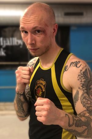Johan Nilsson 69 kg