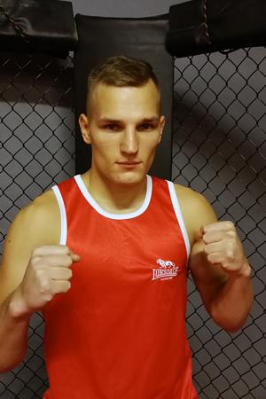 Karol Baran 72kg