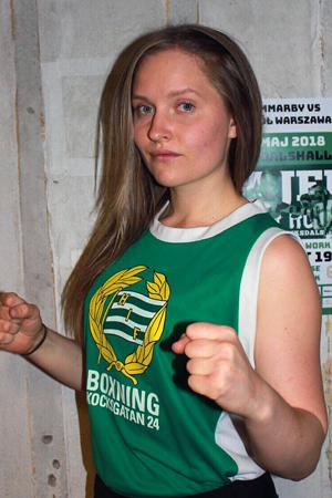 Klara Rickardsson 60kg