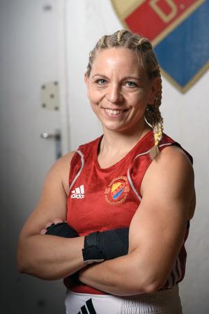 Märta Lundberg 57kg