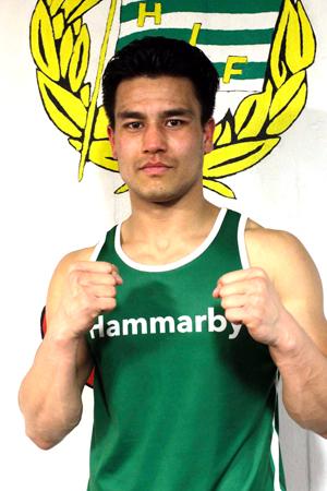 Ali Amanullah Yousofi 69 kg
