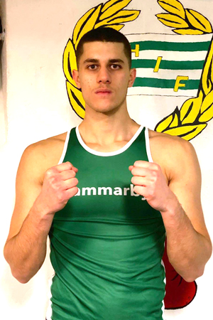 Majd Alsafadi 75 kg
